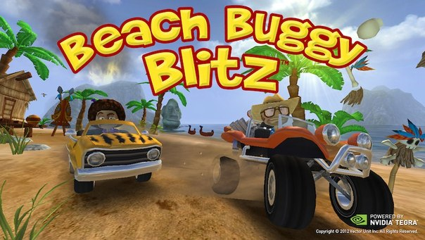 Beach Buggy Blitz